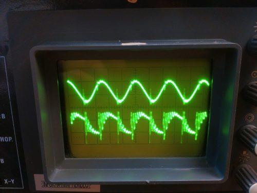 Měření DC/DC měniče na osciloskopu