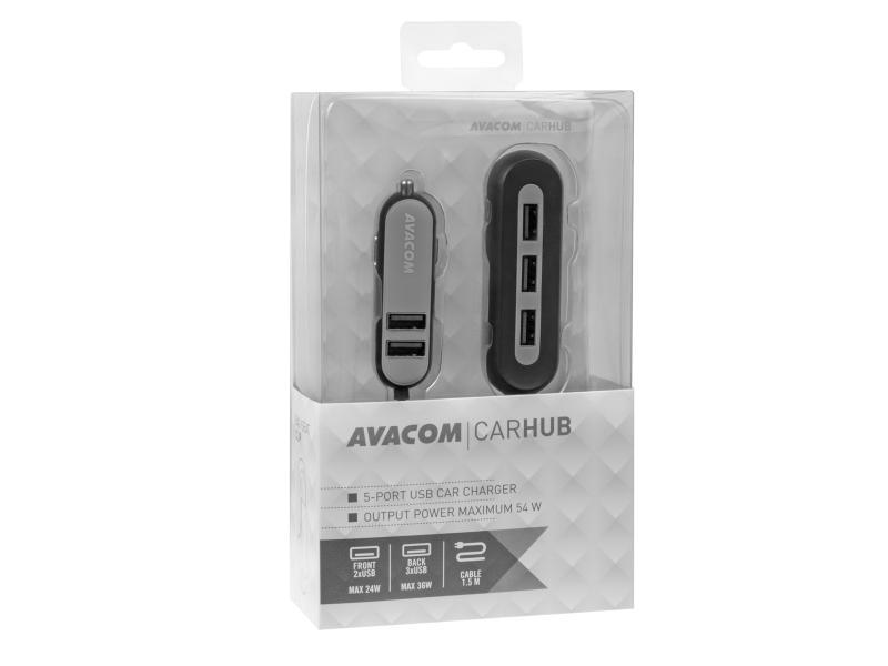 USB nabiječka Avacom - balení
